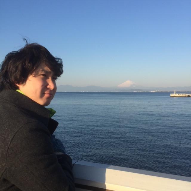 江ノ島からスタート!!