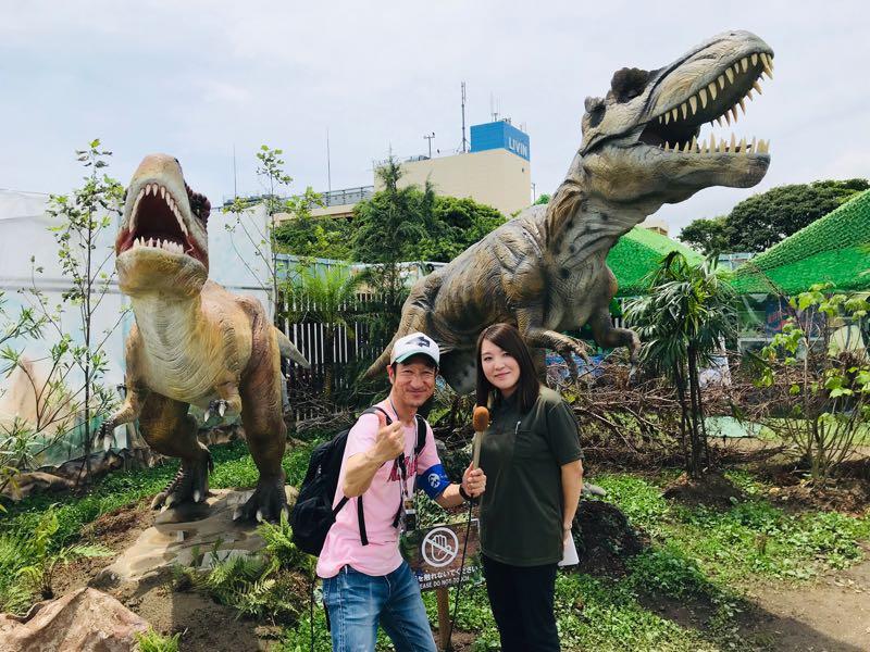 横須賀 恐竜
